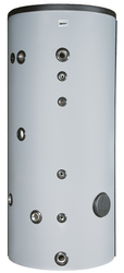 Secondary storage tank with stainless steel