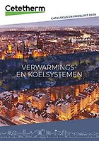 Cetetherm catalogue NL 2020